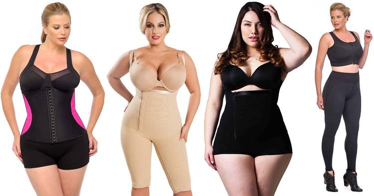 Plus size waist trainers