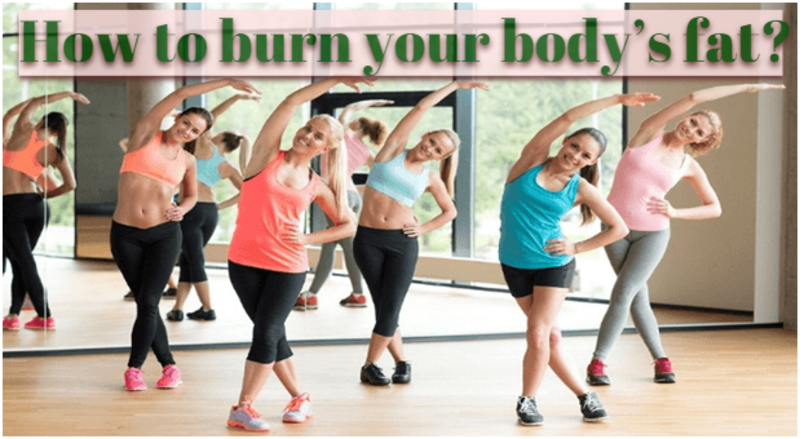 How to burn your body's fat?
