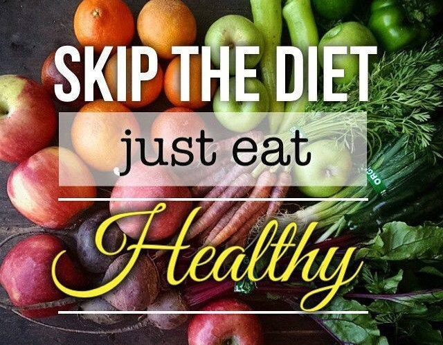 Fitnesseq.com-Ditch fad diets, just eat healthy