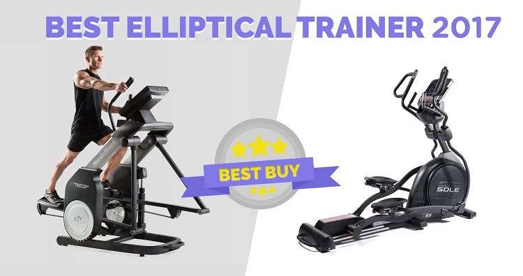 best elliptical trainers 2017