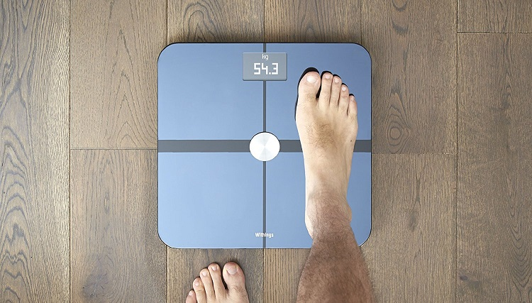 WiThings Smart Body Analyzer - Fitnesseq.com - 5 Best Weight Loss Gadgets