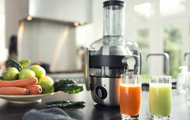 A clear or fibre-rich juice? The new Avance Centrifugal juicer can do both.