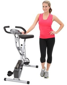 Exerpeutic Folding Magnetic Bike with Pulse Review