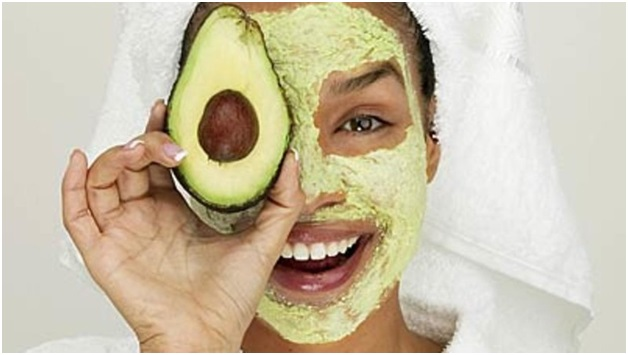 Facial masks from food- fitnesseq.com