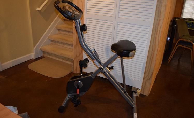 Fitnesseq.com-Exerpeutic Folding Magnetic Bike with Pulse Review2