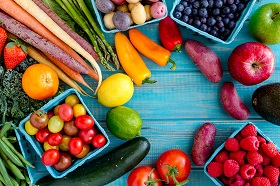 Fitnesseq.com - Four foods to eat - Fruits and vegetables