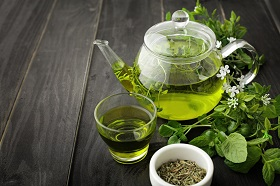Fitnesseq.com - Four foods to eat - Green Tea