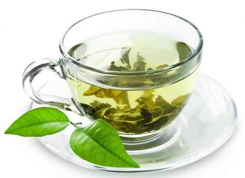 Green tea-Facial masks from food- fitnesseq.com