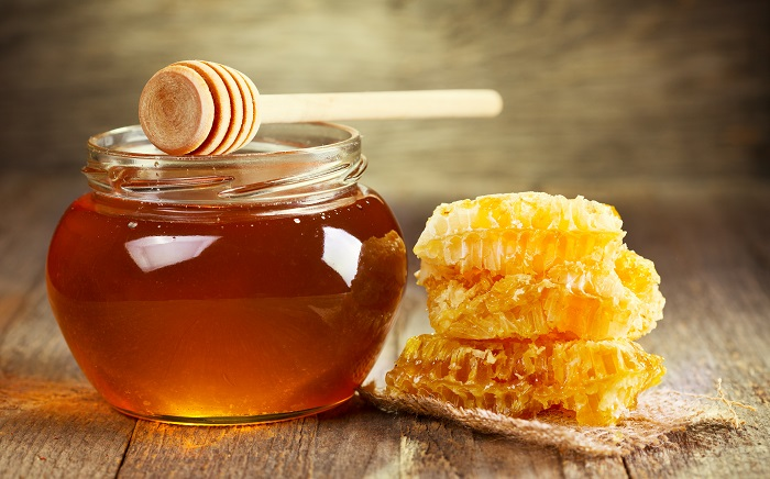 Honey-Facial masks from food- fitnesseq.com