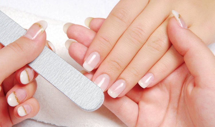 Keep your nails in good hygiene