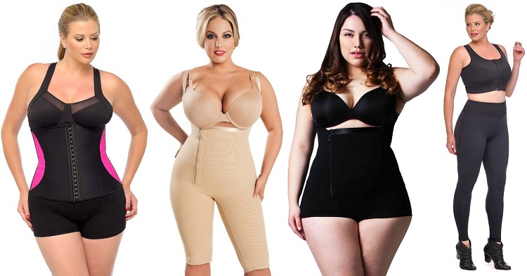 Plus size waist trainers
