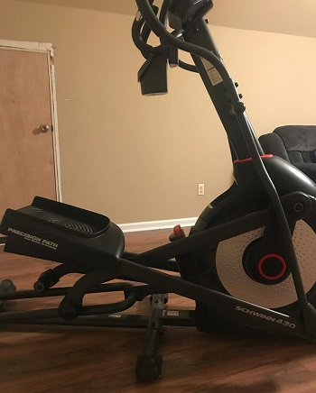 Schwinn 430 Elliptical Review