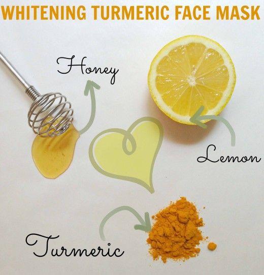 5. Face Mask to Whiten Skin